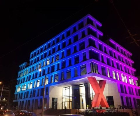 Grafix building